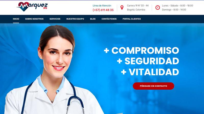 Precios de paginas web en Colombia